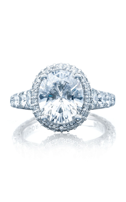 Tacori RoyalT Engagement Ring HT2624OV10X85PK