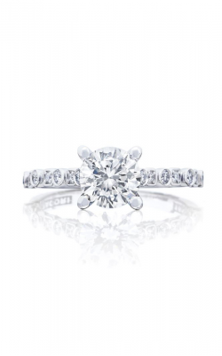 Tacori Sculpted Crescent Engagement Ring 201-2RD65W product image