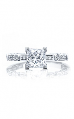 Tacori Sculpted Crescent Engagement Ring 202-2PR55W product image