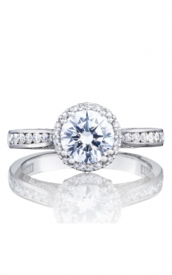 Tacori Dantela Engagement Ring 2646-25RDR65W