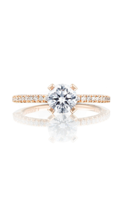 Tacori Petite Crescent Engagement ring HT254515RD7PK product image
