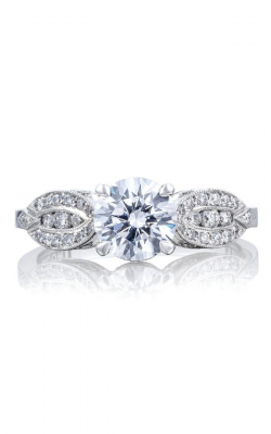 Tacori Ribbon Engagement Ring 2648RD65W