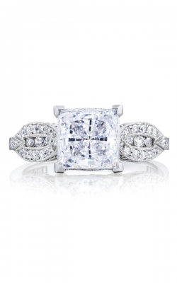 Tacori Ribbon Engagement Ring 2648PR55W product image