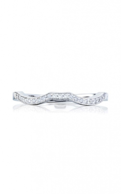 Tacori Ribbon Wedding Band 2648MDBW product image