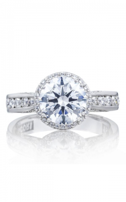 Tacori Dantela Engagement Ring 2646-35RDR8