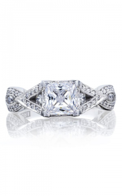 Tacori Ribbon Engagement Ring 2647PR55