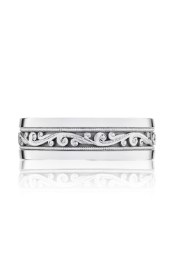 Tacori Sculpted Crescent Wedding Band 129-7W product image