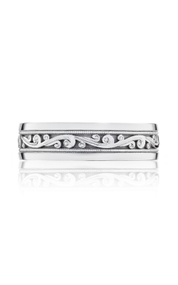 Tacori Sculpted Crescent Wedding Band 129-6W product image