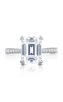 Tacori Classic Crescent RoyalT Engagement Ring HT2626EC10X8Y