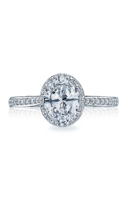 Tacori Dantela Engagement Ring 2620OVMDPPK