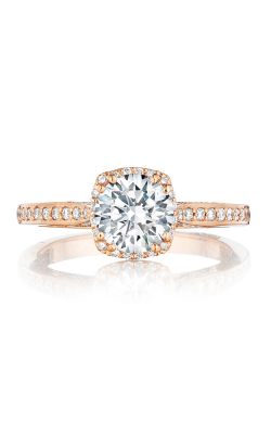 Tacori Dantela Engagement Ring, 2620RDSMPPK product image