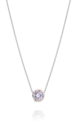Tacori Crescent Crown Necklace SN204P13 product image