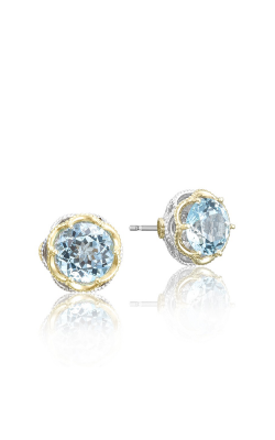 Tacori Crescent Crown Earring SE105Y02 product image
