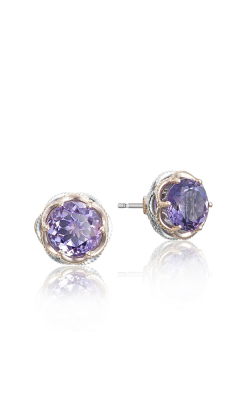 Tacori Crescent Crown Earring SE105P01 product image