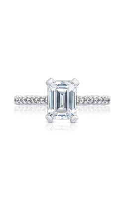 Tacori Petite Crescent Engagement Ring HT2546EC8X6 product image