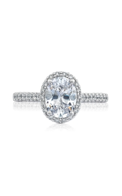 Tacori Petite Crescent Engagement ring HT2547OV85X65W product image