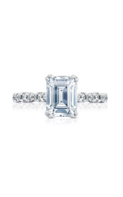 Tacori Petite Crescent Engagement ring, HT2558EC85X65W product image