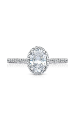 Tacori Petite Crescent Engagement Ring HT254715OV75X55Y product image