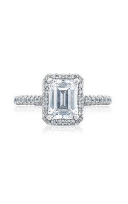 Tacori Petite Crescent Engagement ring, HT2547EC8X6W product image