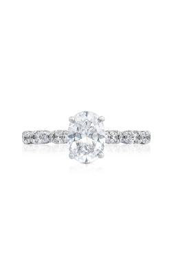 Tacori Petite Crescent Engagement ring HT2558OV8X6 product image