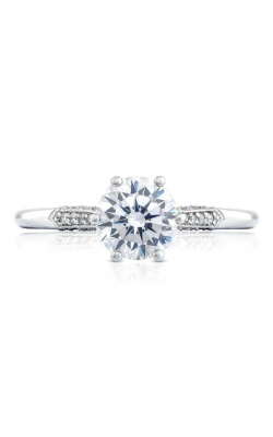 Tacori Engagement Ring Simply Tacori 2651RD6W product image