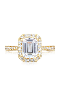 Tacori RoyalT Engagement Ring HT2650EC85X65Y product image