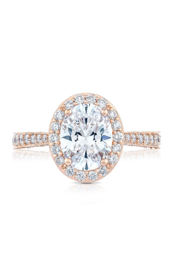 Tacori RoyalT Engagement Ring HT2650OV9X7PK product image
