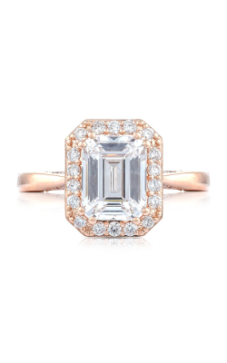 Tacori RoyalT Engagement Ring HT2651EC85X65PK product image