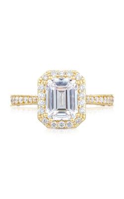 Tacori Classic Crescent RoyalT Engagement Ring HT2650EC85X65PK