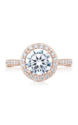 Tacori Classic Crescent RoyalT Engagement Ring HT2650RD8Y