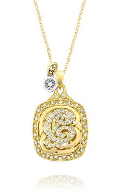 Tacori Monogram Necklace SN222 Y product image