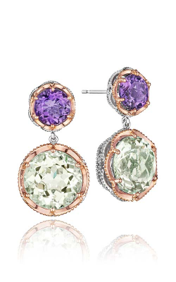Tacori Color Medley Earrings SE102P0112 product image