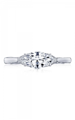 Tacori Engagement Ring Simply Tacori 2654MQ10X5W product image