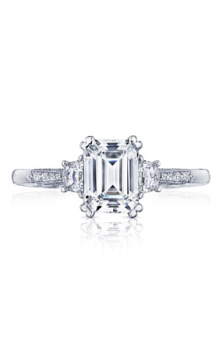 Tacori Simply Tacori engagement ring 2659EC75X55W product image