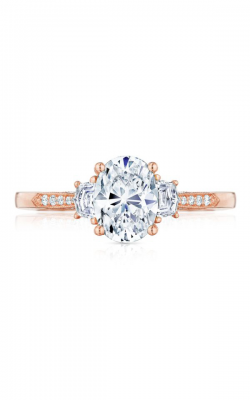Tacori Simply Tacori Engagement ring 2659OV8X6PK product image