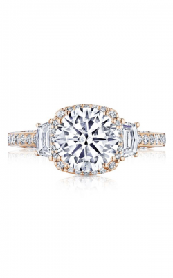 Tacori Engagement Ring Dantela 2663CU8PK product image