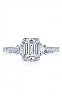 Tacori Dantela Engagement Ring, 2662EC7X5W product image