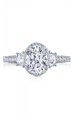 Tacori Engagement ring Dantela 2663OV85X65W product image