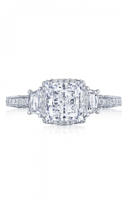 Tacori Dantela Engagement Ring, 2663PR65W product image