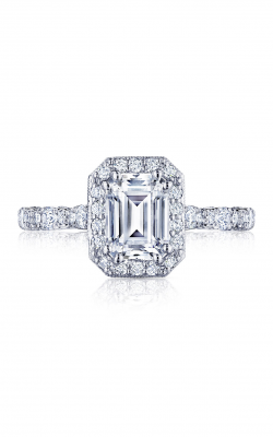 Tacori Petite Crescent Engagement ring HT2560EC75X55 product image
