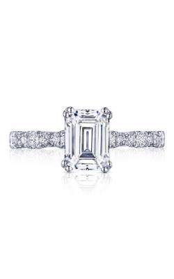 Tacori Petite Crescent Engagement Ring HT2559EC8X6Y