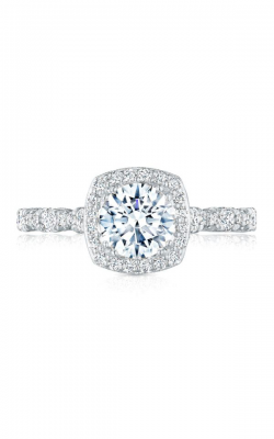 Tacori Petite Crescent Engagement Ring HT2560CU65Y