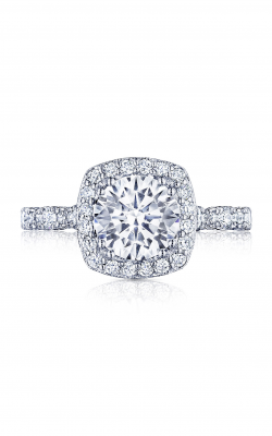 Tacori Petite Crescent Engagement Ring HT2560CU75W product image