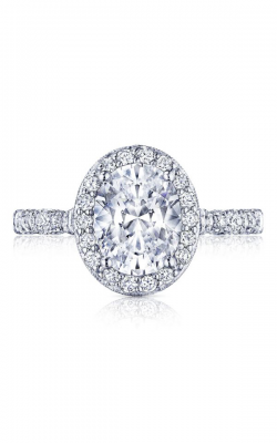 Tacori Petite Crescent Engagement ring HT2560OV9X7W product image