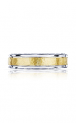 Tacori Mixed Finish Wedding band 135-6YH product image