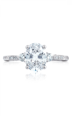 Tacori Engagement ring Simply Tacori 2657OV85X65 product image