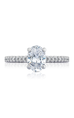 Tacori Petite Crescent Engagement Ring HT2546OV75X55 product image