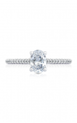 Tacori Petite Crescent Engagement Ring HT254615OV7X5 product image