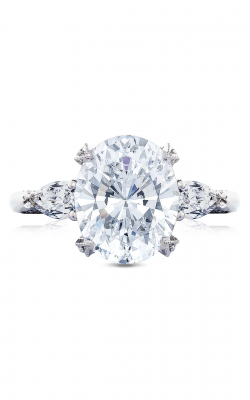 Tacori RoyalT Engagement Ring HT2628OV11X9-1 product image