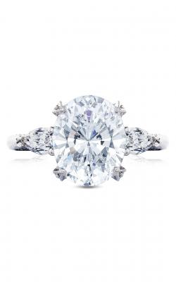 Tacori RoyalT Engagement Ring HT2628OV11X9-1 product image